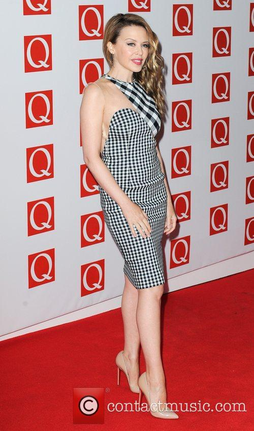 Kylie Minogue and The Q Awards 1