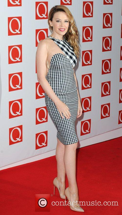 kylie minogue the q awards 2012 held 4138382
