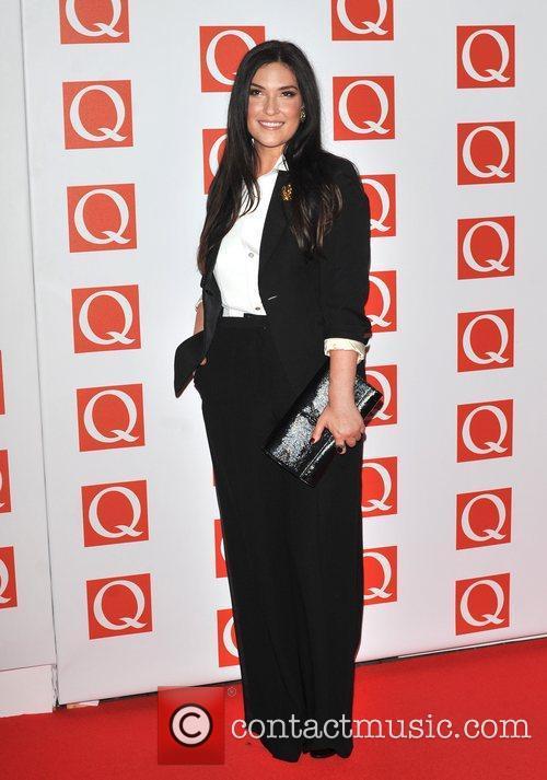 Kristina Train The Q Awards held at the...