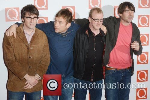 qawards blur, blur q awards, blur 2012 q awards