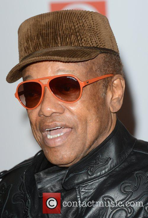 Bobby Womack, Q Awards, Grosvenor House, London and England 6