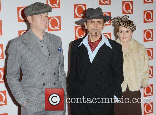 Dexys Midnight Runners, Q Awards, Grosvenor House, London and England 2