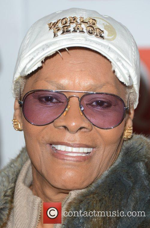 Dionne Warwick, Q Awards, Grosvenor House, London, England
