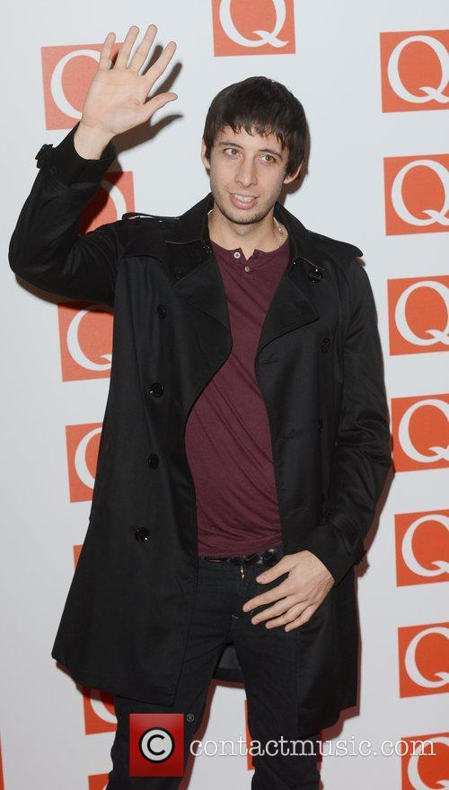 Example, Q Awards, Grosvenor House, London and England 5