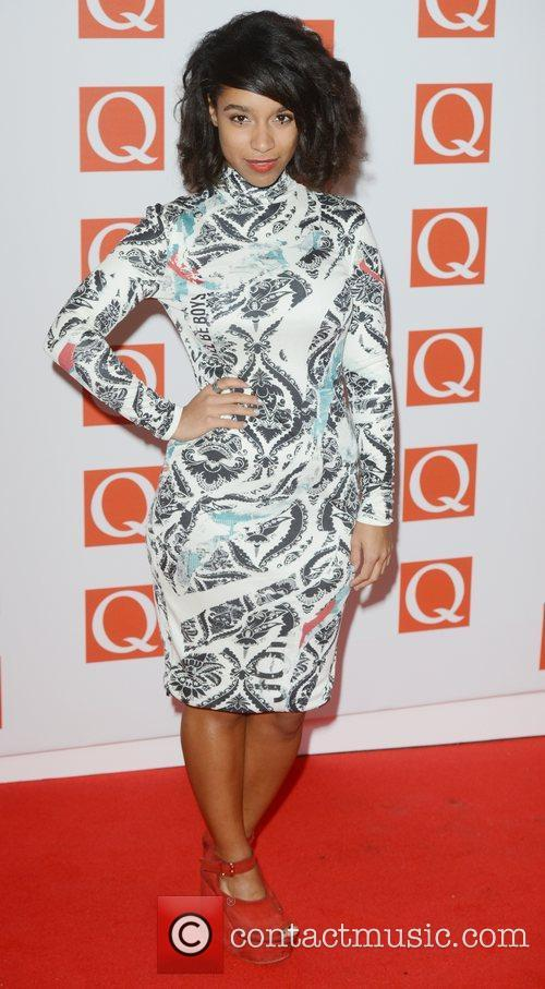 Lianne La Havas, Q Awards, Grosvenor House, London and England 7