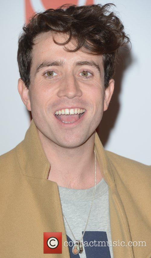 Nick Grimshaw, Q Awards, Grosvenor House, London and England 4