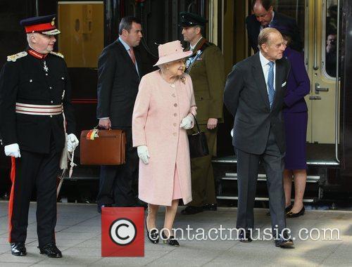 queen elizabeth ii and prince philip duke 3794381