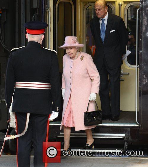 Queen Elizabeth II, Prince Philip