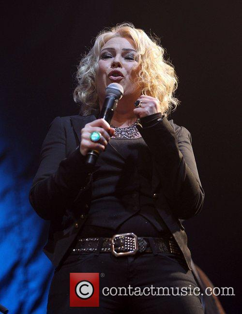Kim Wilde and O2 Arena 3