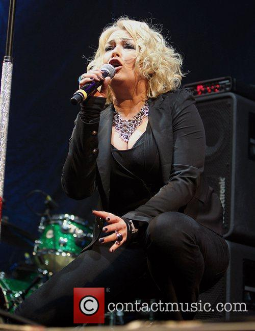 Kim Wilde and O2 Arena 7