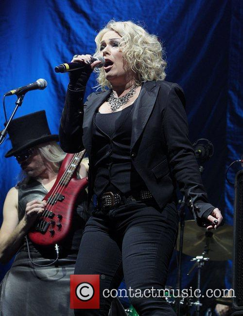 Kim Wilde and O2 Arena 2