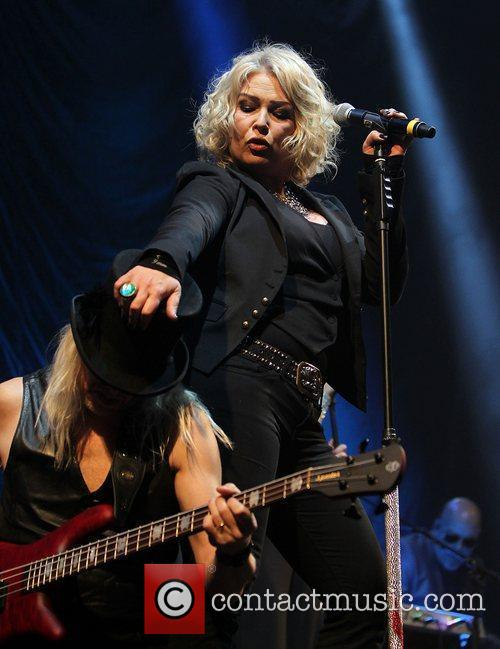 Kim Wilde and O2 Arena 1