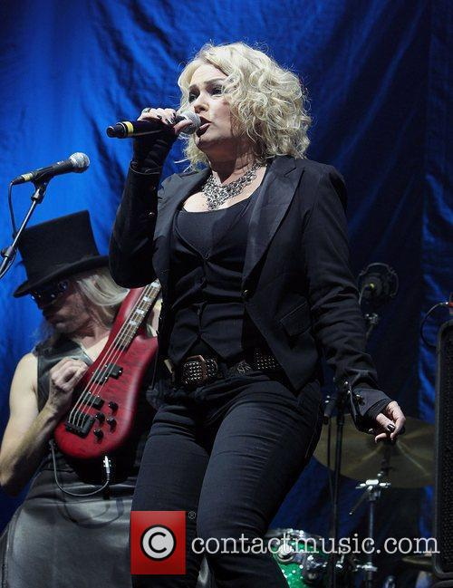 Kim Wilde and O2 Arena 4