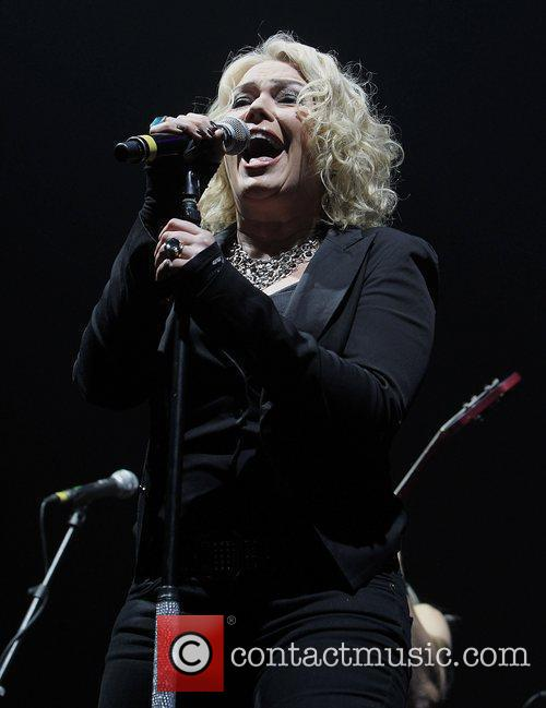 Kim Wilde and O2 Arena 5