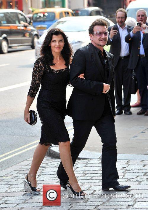 Bono and Alison Hewson 'A Celebration of the...