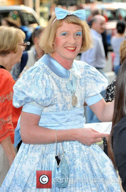 Grayson Perry 'A Celebration of the Arts' held...