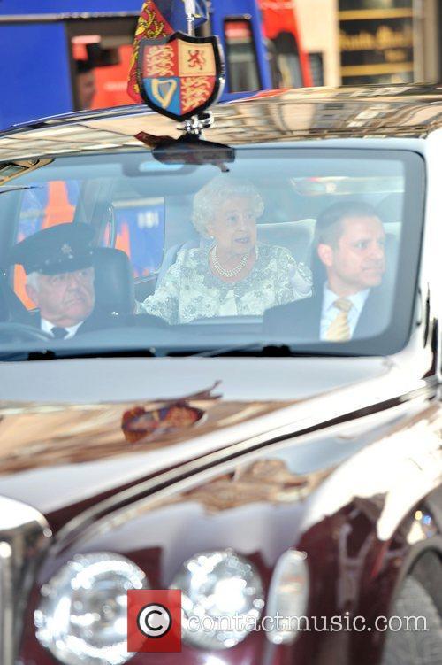 Queen Elizabeth 'A Celebration of the Arts' held...