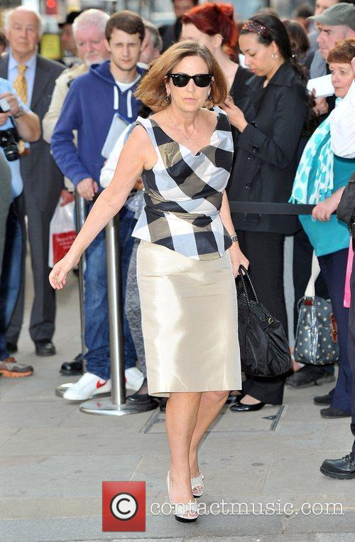 Kirsty Wark 'A Celebration of the Arts' held...