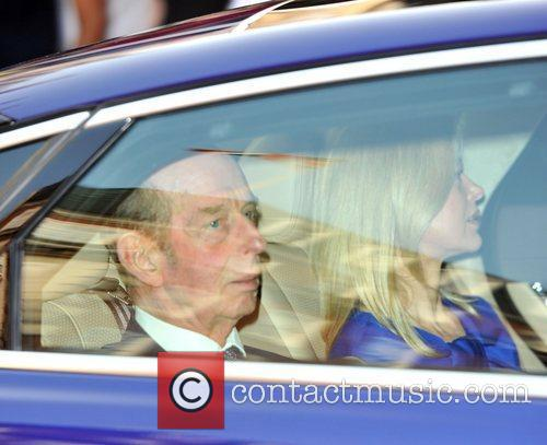 The Duke of Kent and Lady Helen Taylor...