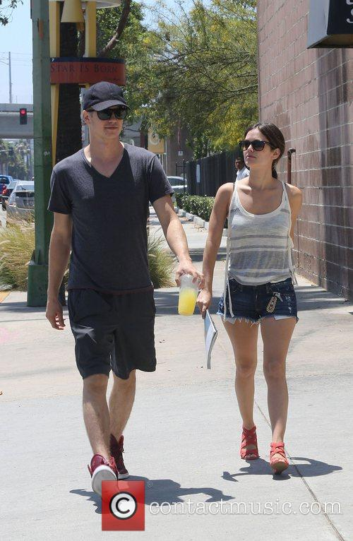 Rachel Bilson and Hayden Christensen 5