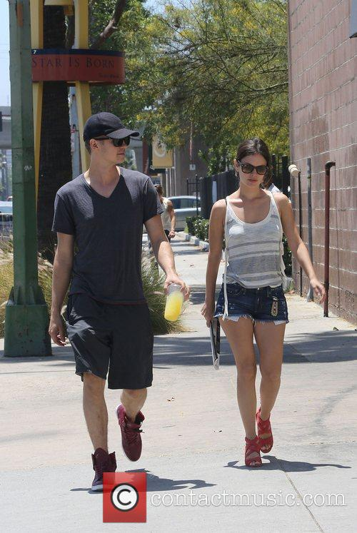 Rachel Bilson and Hayden Christensen 13