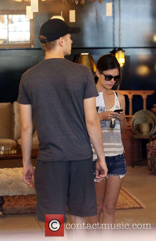 Rachel Bilson and Hayden Christensen 23