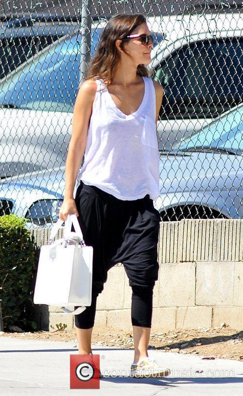 rachel bilson seen out and about holding 5881878