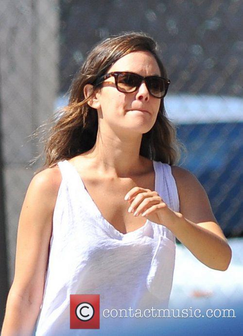 rachel bilson seen out and about holding 5881881