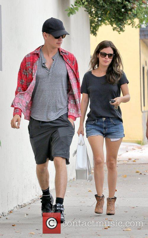 Rachel Bilson and Hayden Christensen 1
