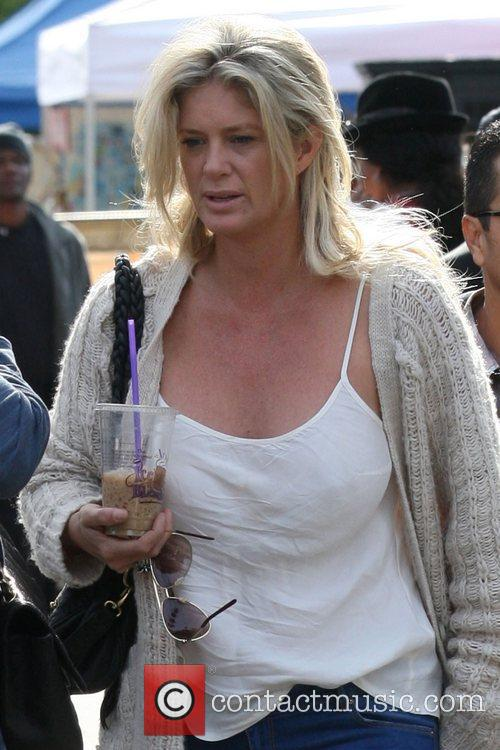Rachel Hunter and Flea 1