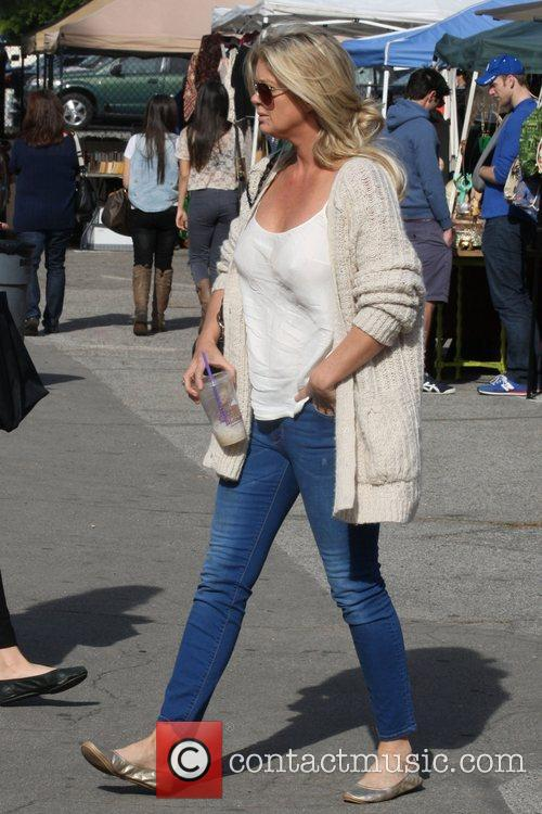 Rachel Hunter and Flea 11