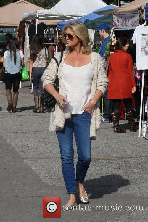 Rachel Hunter and Flea 6