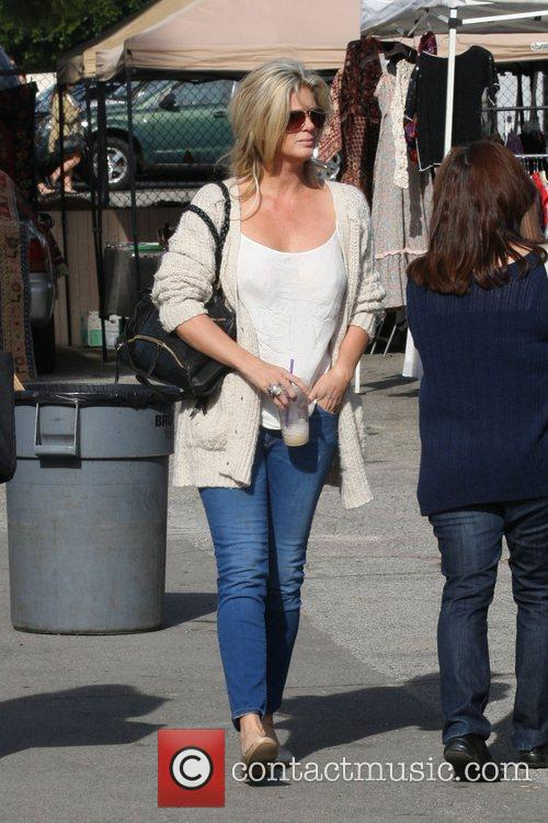 Rachel Hunter and Flea 9