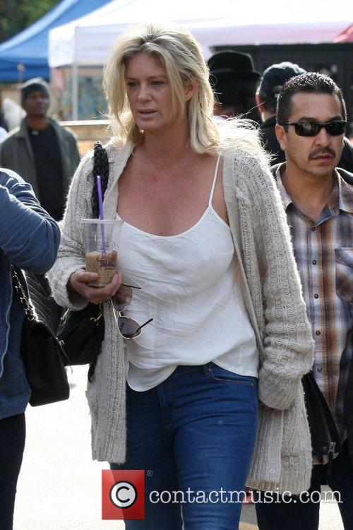 Rachel Hunter and Flea 5