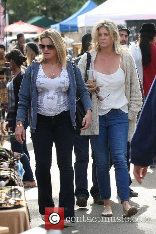 Rachel Hunter and Flea 4