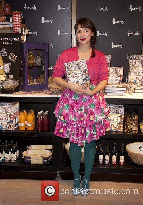 Rachel Khoo makes a personal appearance at The...