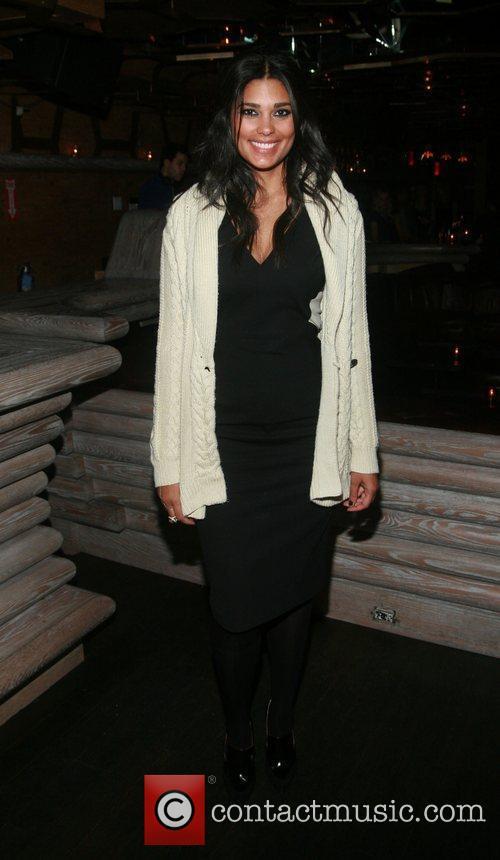 Rachel Roy attends Rachel Roy's After Party held...