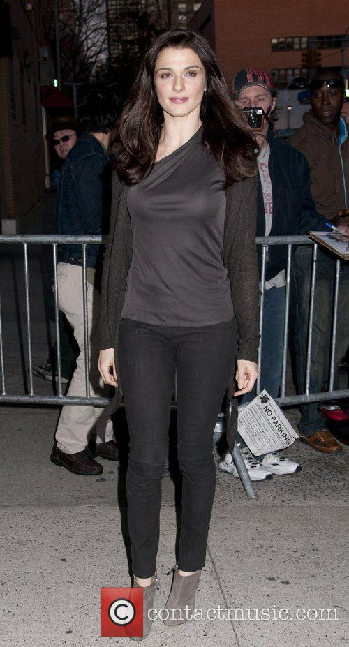 Arriving at 'The Daily Show' Studio