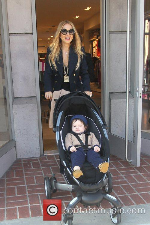 Rachel Zoe out and about in Beverly Hills...