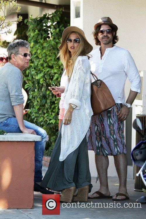 Rachel Zoe out and about in Malibu