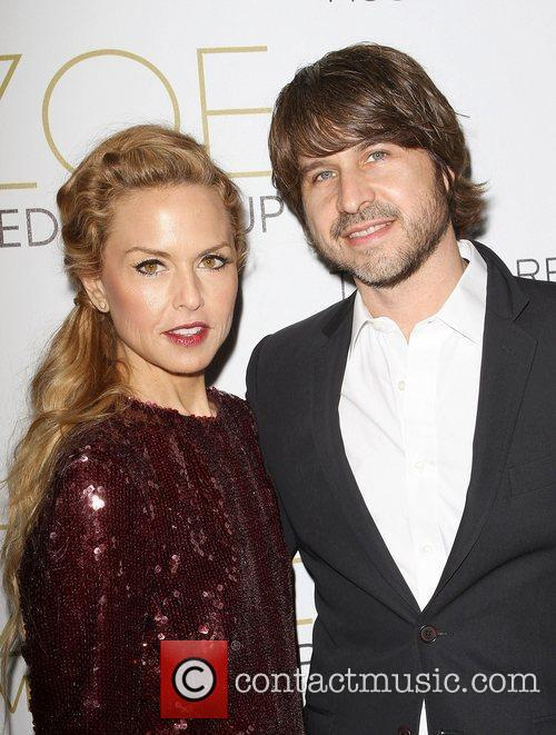 Rachel Zoe and Rodger Berman Zoe Media Group...