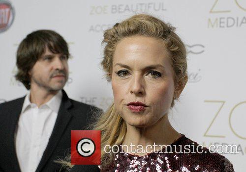 Rachel Zoe Zoe Media Group Launch Party, held...