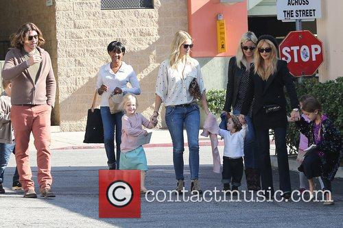 Rachel Zoe, Rodger Berman, Skyler and West Hollywood 16