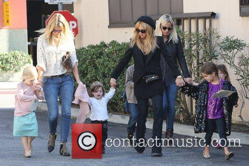 Rachel Zoe, Rodger Berman, Skyler and West Hollywood 6