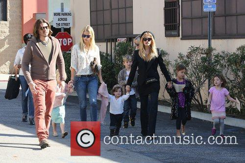 Rachel Zoe, Rodger Berman, Skyler and West Hollywood 5