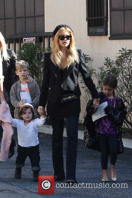 Rachel Zoe, Rodger Berman, Skyler, West Hollywood