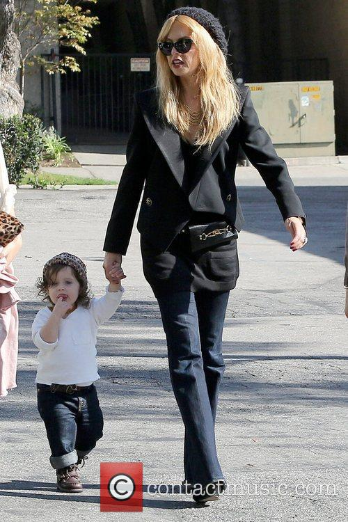Rachel Zoe, Rodger Berman, Skyler and West Hollywood 9