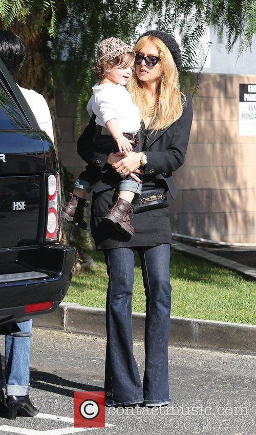 Rachel Zoe, Rodger Berman, Skyler and West Hollywood 13