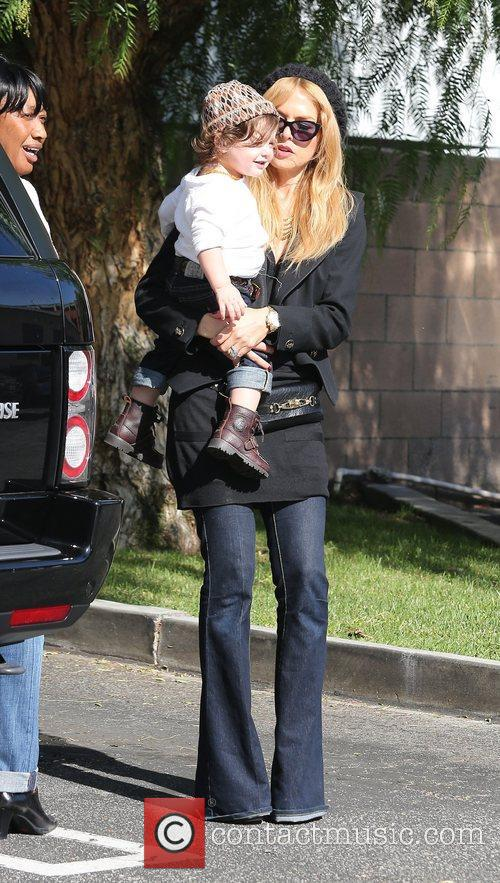 Rachel Zoe, Rodger Berman, Skyler and West Hollywood 12