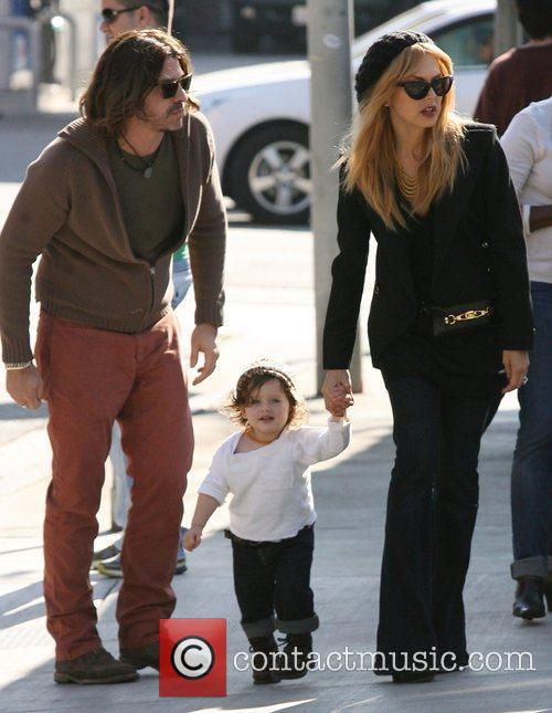 Rachel Zoe, Rodger Berman, Skyler, Hugo and West Hollywood 1